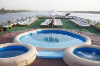 Platinum Egypt Deluxe Nile Cruise & Tour-Land Only